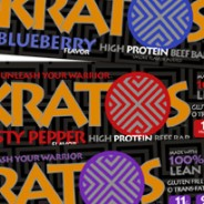 Kratos Protein Beef Bar