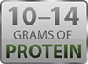 Gluten Free Protein Bars with 10-14g of protein