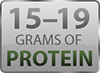Gluten Free Protein Bars with 15-19g of protein