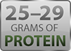 Gluten Free Protein Bars with 25-29g of protein
