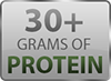 Gluten Free Protein Bars with more than 30 grams of protein