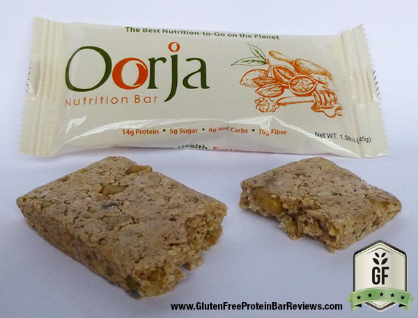 Sample of the Oorja Bar